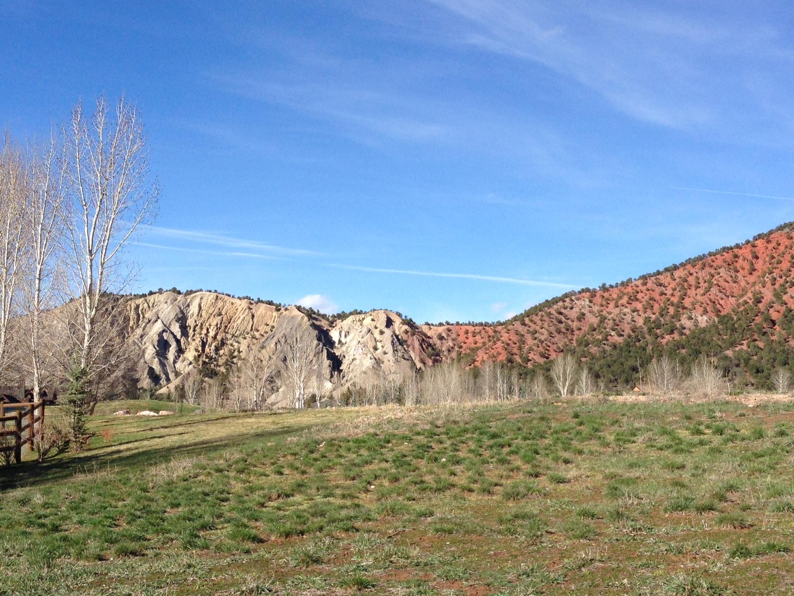 Terrain pour l Vente à Great Lot on Quiet Cul-De-Sac 38 River Park Carbondale, Colorado 81623 États-Unis
