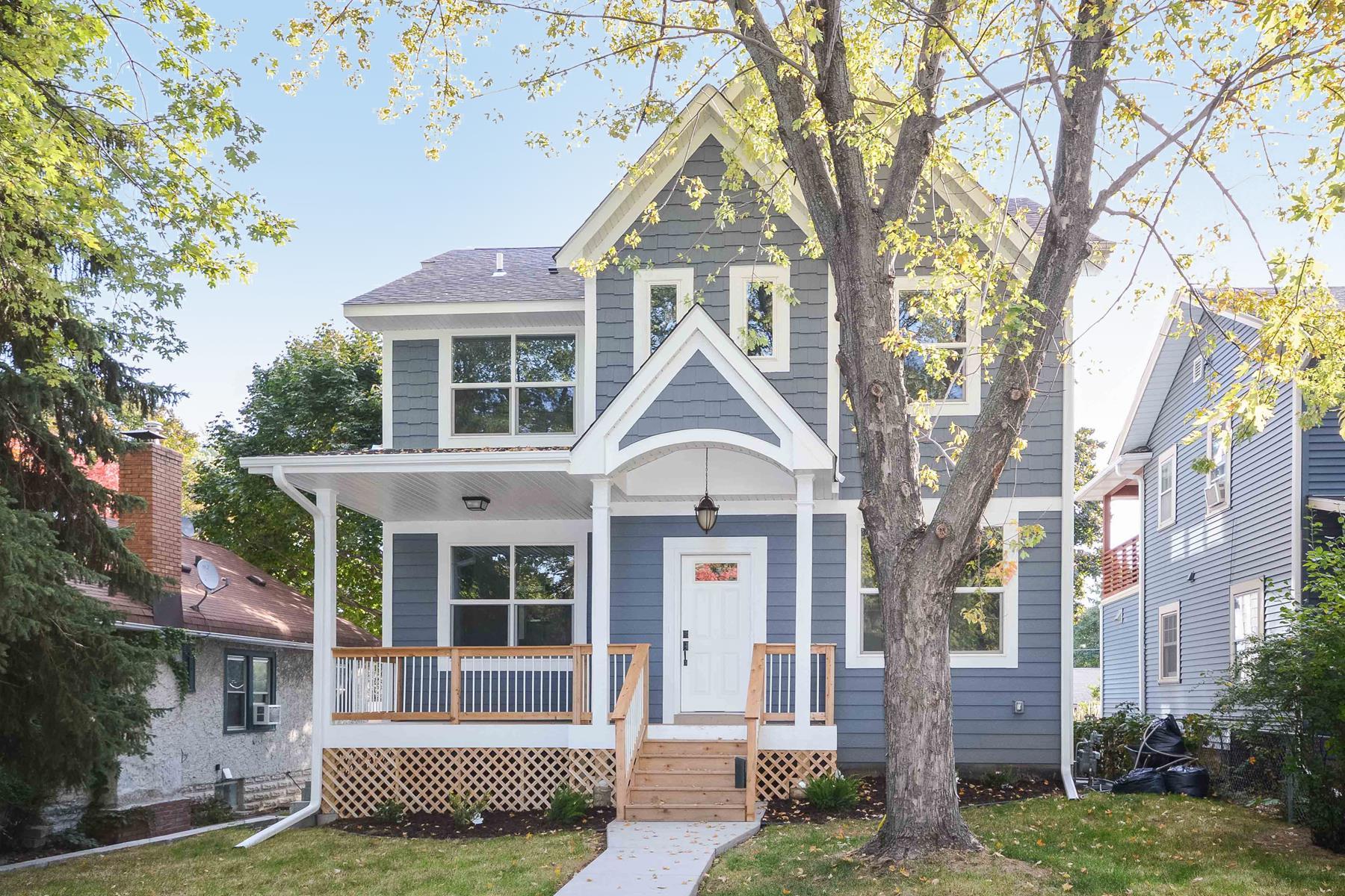 Villa per Vendita alle ore 416 Warkwick Street 416 Warwick Street St. Paul, Minnesota 55105 Stati Uniti