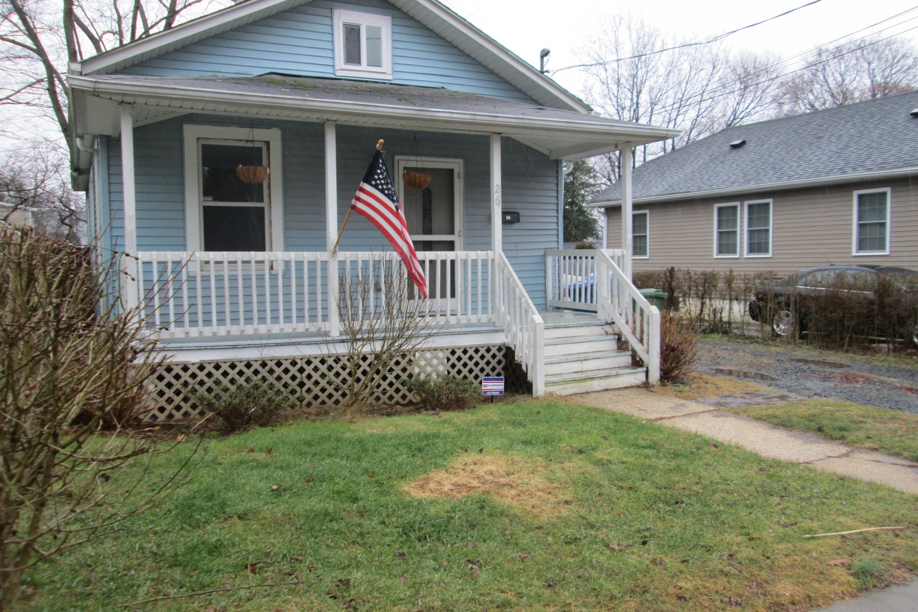 Single Family Home for Sale at Adorable, Affordable and Move in able 26 Cherry St Tinton Falls, New Jersey, 07724 United States