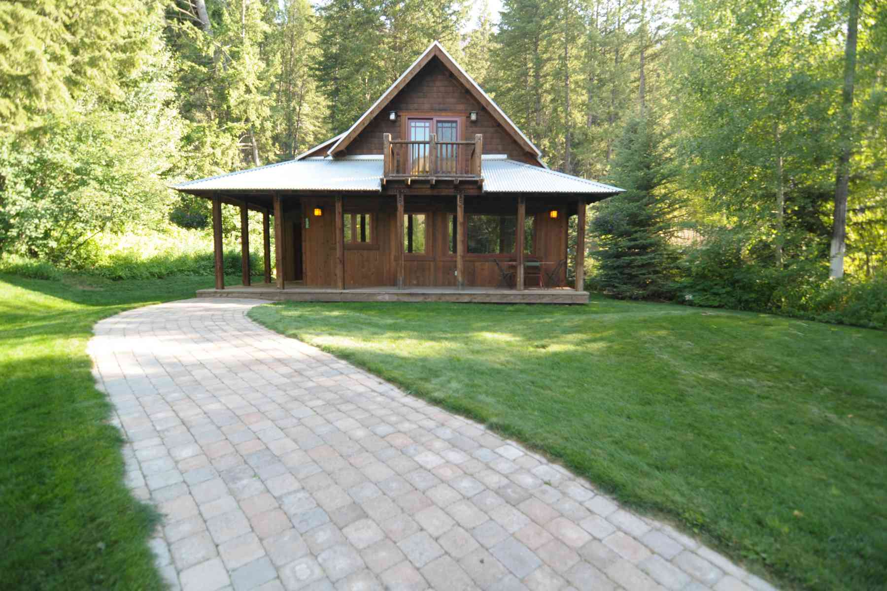 Single Family Home for Sale at Quaint Cabin In The Woods Ketchum, Idaho, 83340 United States