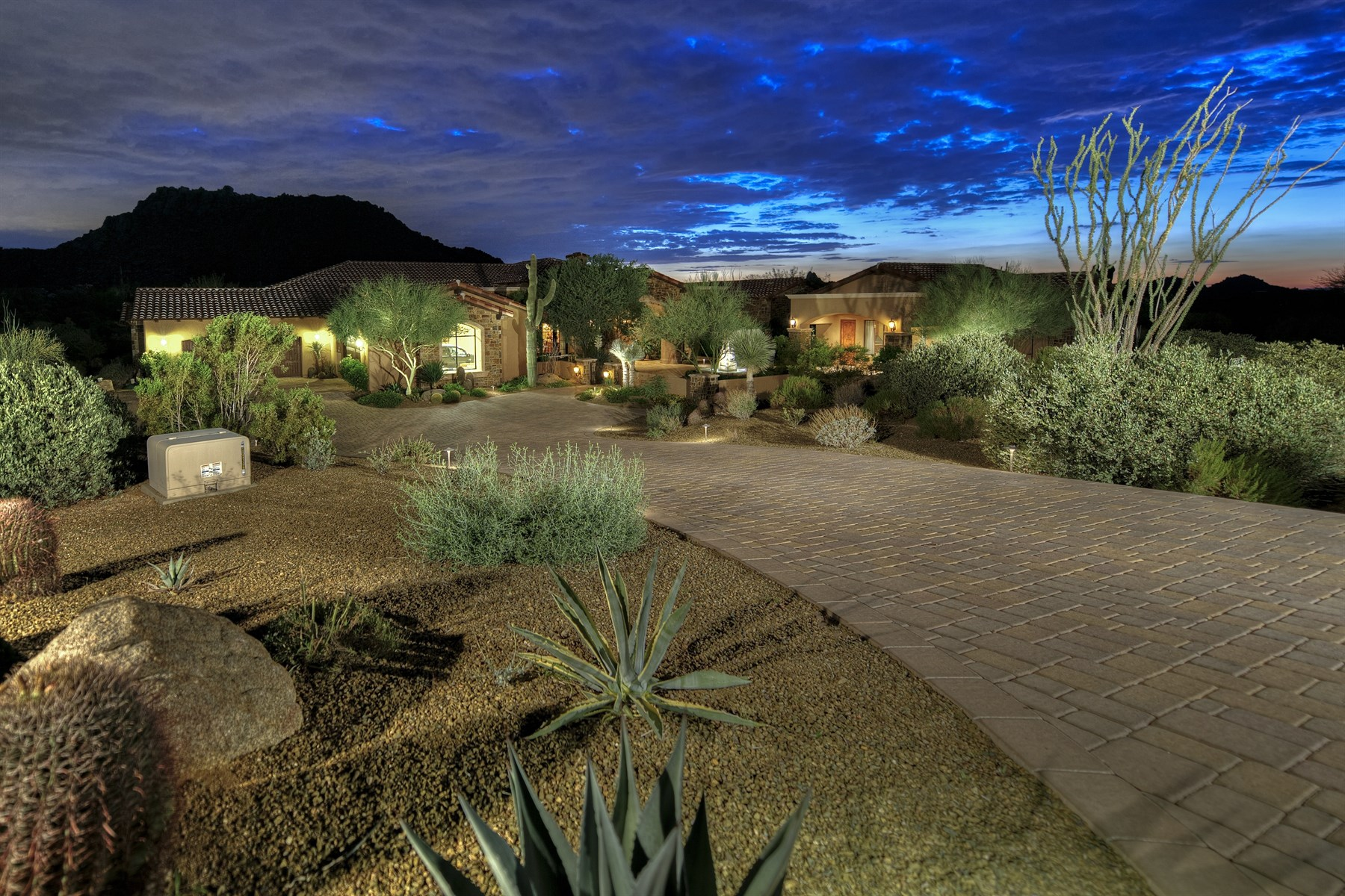 Property Of Sprawling Tuscan Estate with Sweeping Mountain Views in Gated Collina e Vista