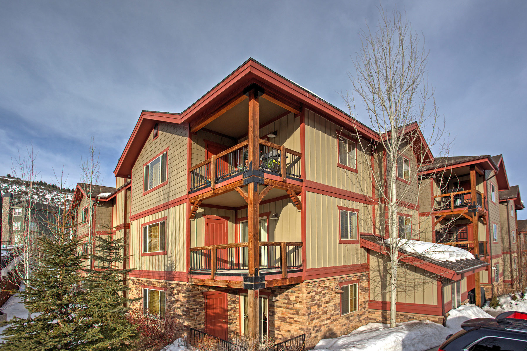 Condominium for Sale at Your Chance to Own in Park City 5501 N Lillehammer Ln #4204 Park City, Utah, 84098 United States