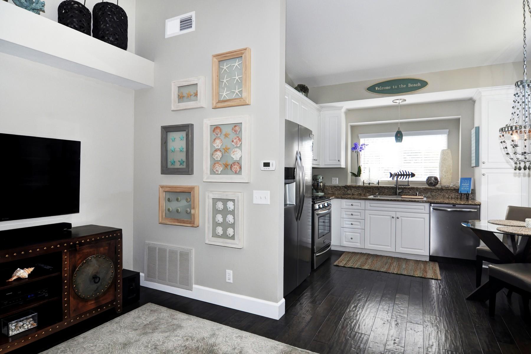 Condominium for Sale at 23412 Pacific Park Dr. #8A Aliso Viejo, California 92656 United States