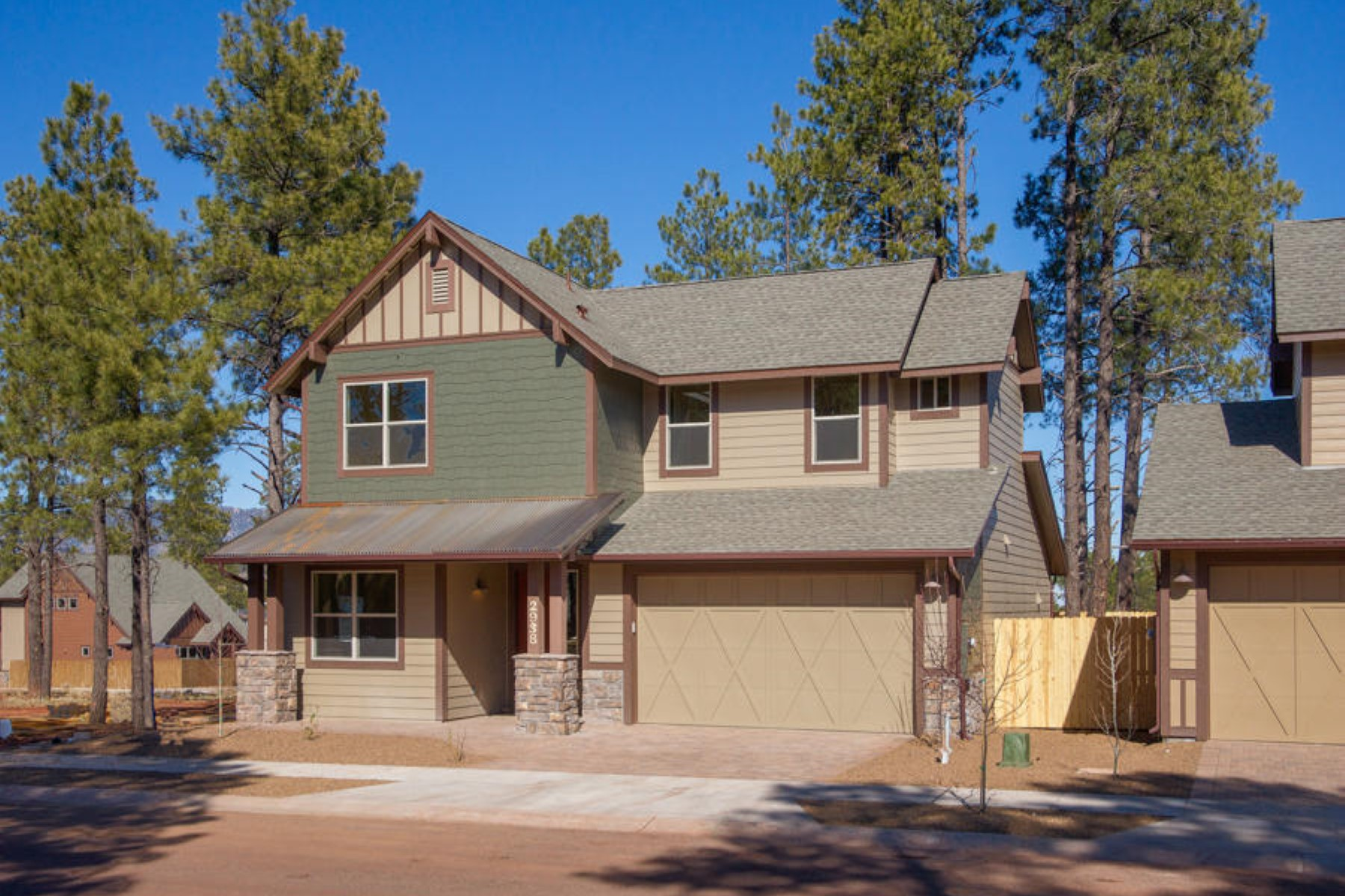 Single Family Home for Sale at 1667 plan is another homebuyer favorite featuring a functional and open layout 2841 W Pico Del Monte Lot 21b CIR Flagstaff, Arizona 86001 United States