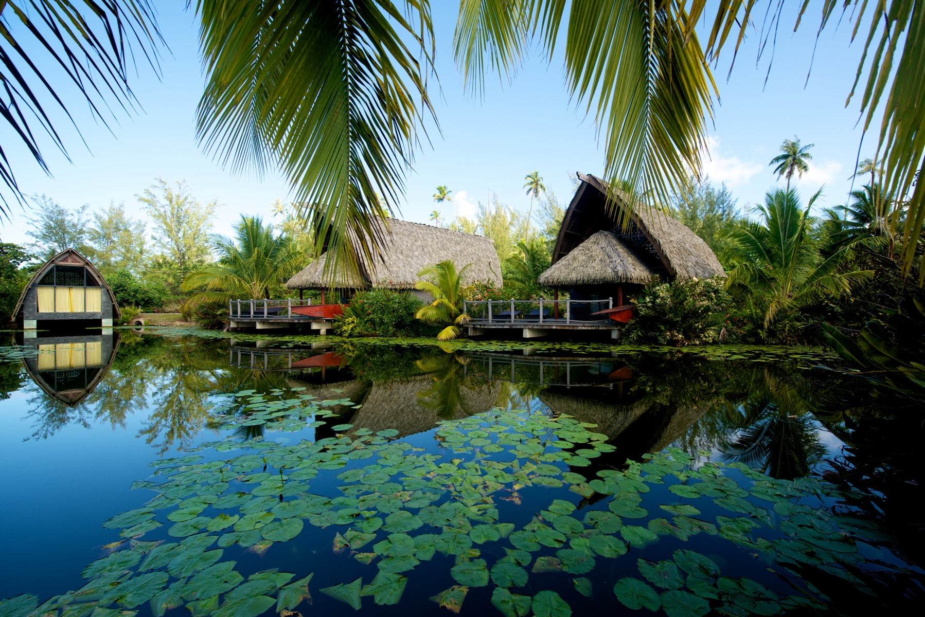 Bed and Breakfast for Sale at Maitai Lapita Village Fare, Huahine French Polynesia