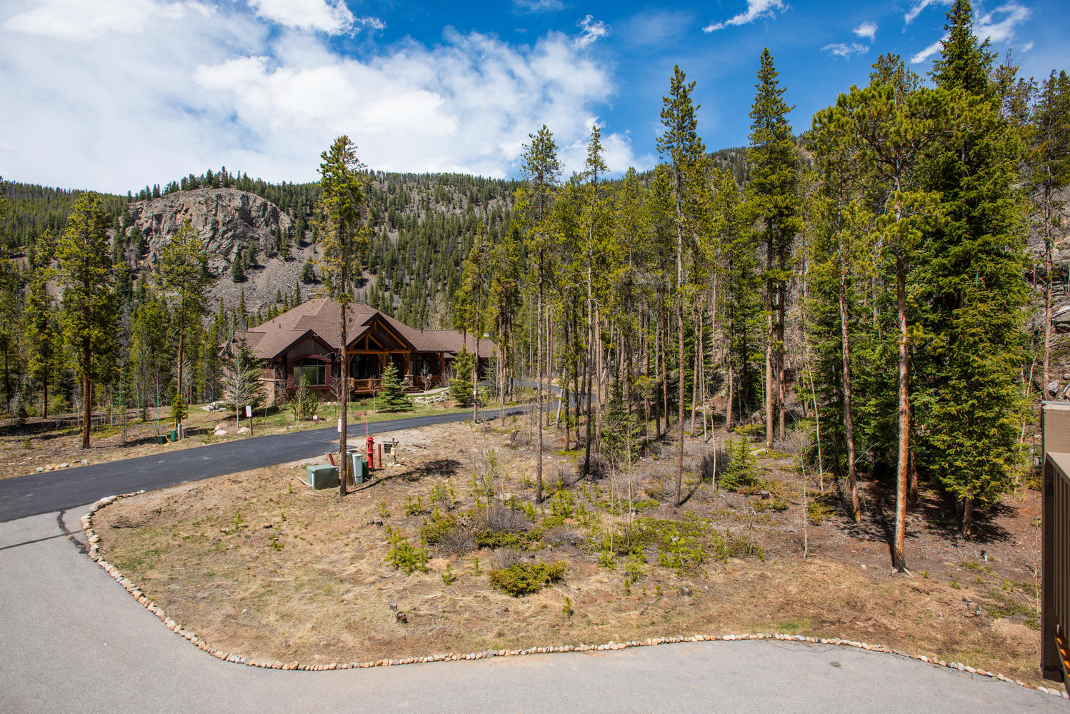 Land for Sale at 82 Wolf Rock Estate at Settler's Creek 82 Wolf Rock Road Keystone, Colorado, 80435 United States