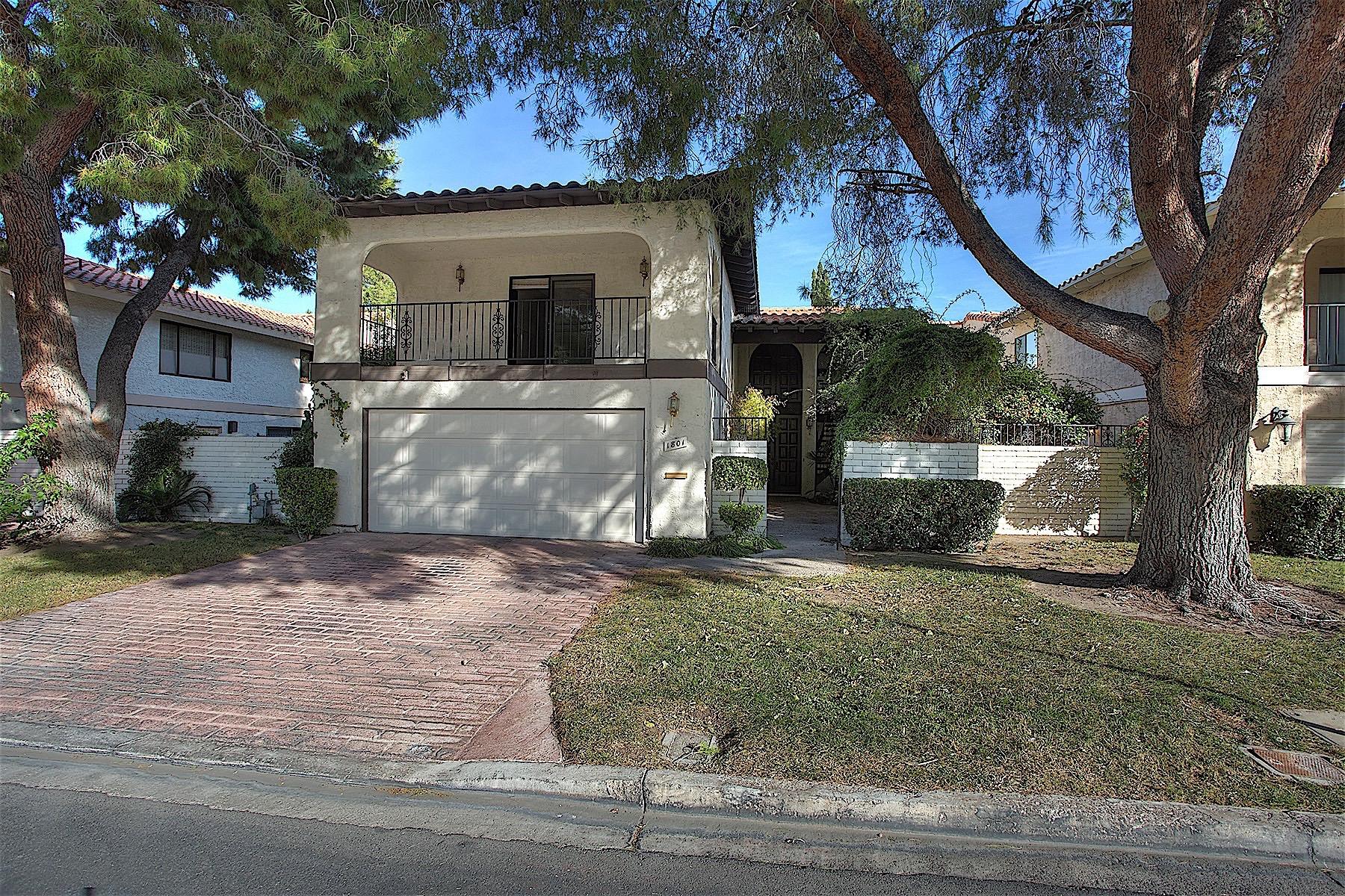 단독 가정 주택 용 매매 에 1801 Calle De Espana Las Vegas, 네바다 89102 미국