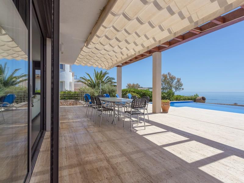 Property Of Modern waterfront villa in Porto Colom