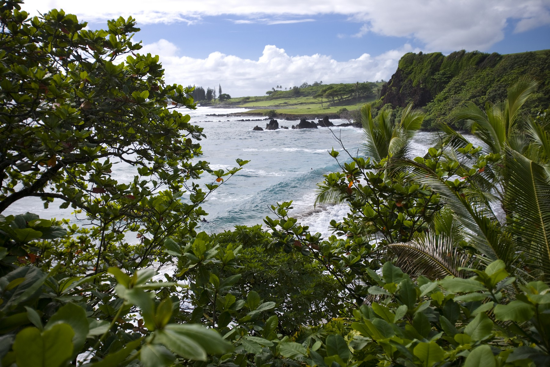 Property For Sale at First Offering 6 Oceanfront Lots Hana, Maui