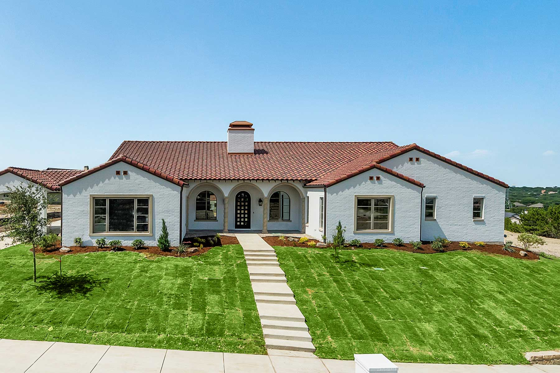 Single Family Home for Sale at Spanish, Mediterranean, La Cantera at Team Ranch 8620 E Cantera Way Benbrook, Texas, 76126 United States