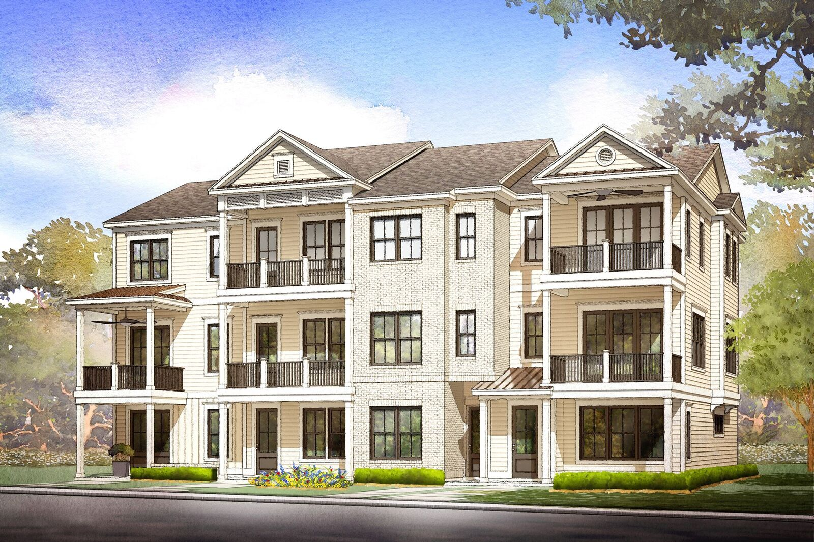 Townhouse for Sale at Elegant New Waterfront Community 12 Hobie Run Wilmington, North Carolina, 28412 United States