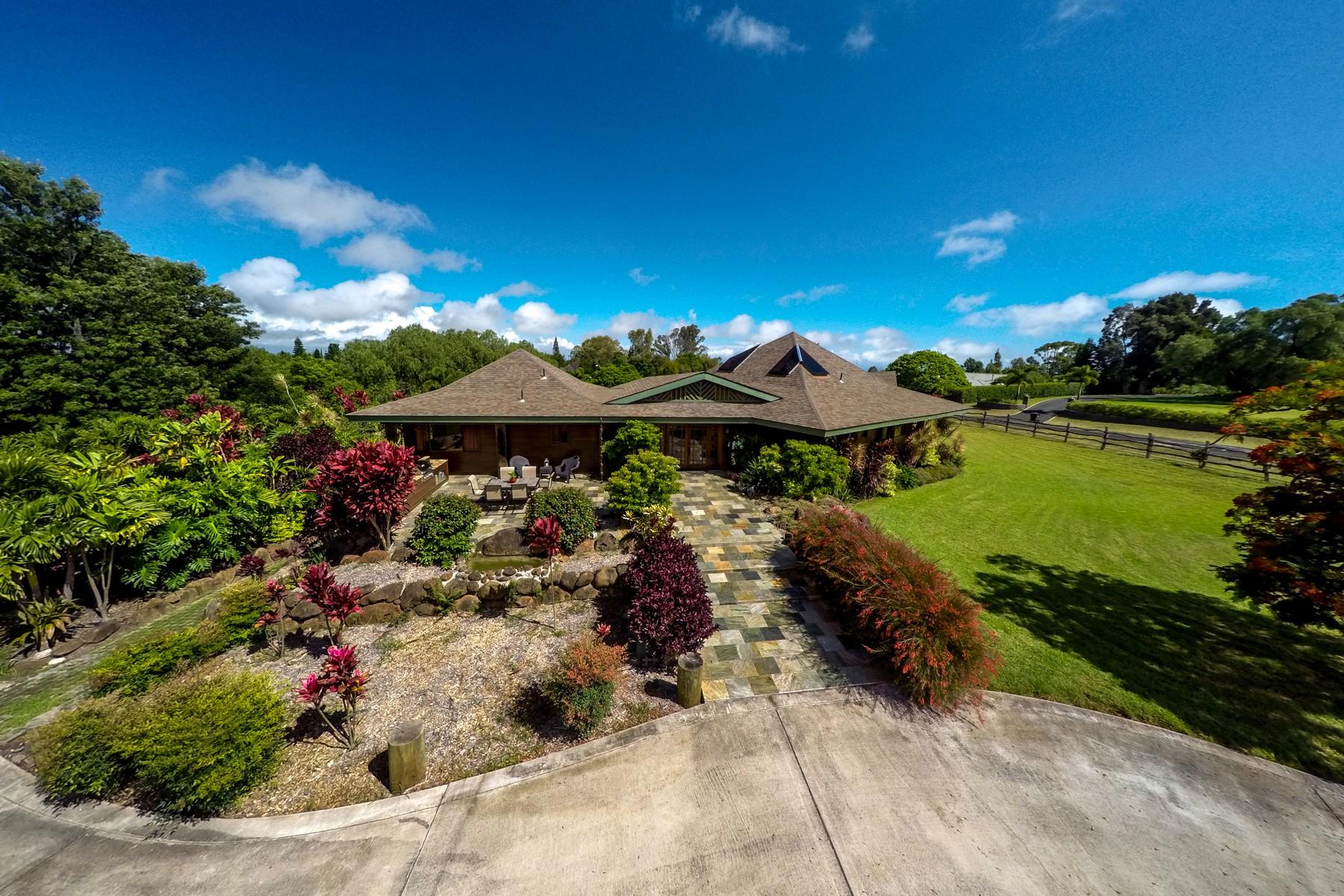 Vivienda unifamiliar por un Venta en Prime Kula 200 Location 444 Aulii Drive Pukalani, Hawaii, 96768 Estados Unidos