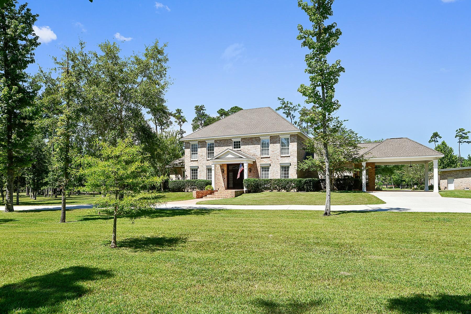 Maison unifamiliale pour l Vente à 1181 Yorktown Dr Slidell, Louisiana, 70461 États-Unis