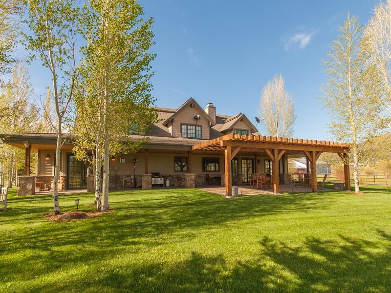 Landgut / Bauernhof / Plantage für Verkauf beim The Meadows Ranch 32320 RCR 20 Steamboat Springs, Colorado 80487 Vereinigte Staaten