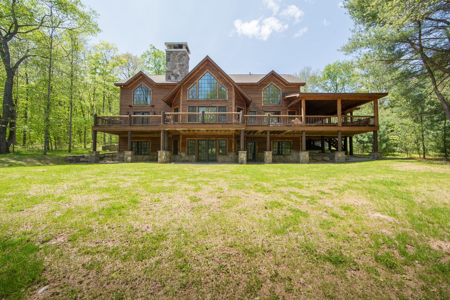 Single Family Home for Sale at Forest Edge Lodge 427 Woodstone Trail Bethel, New York 12720 United States