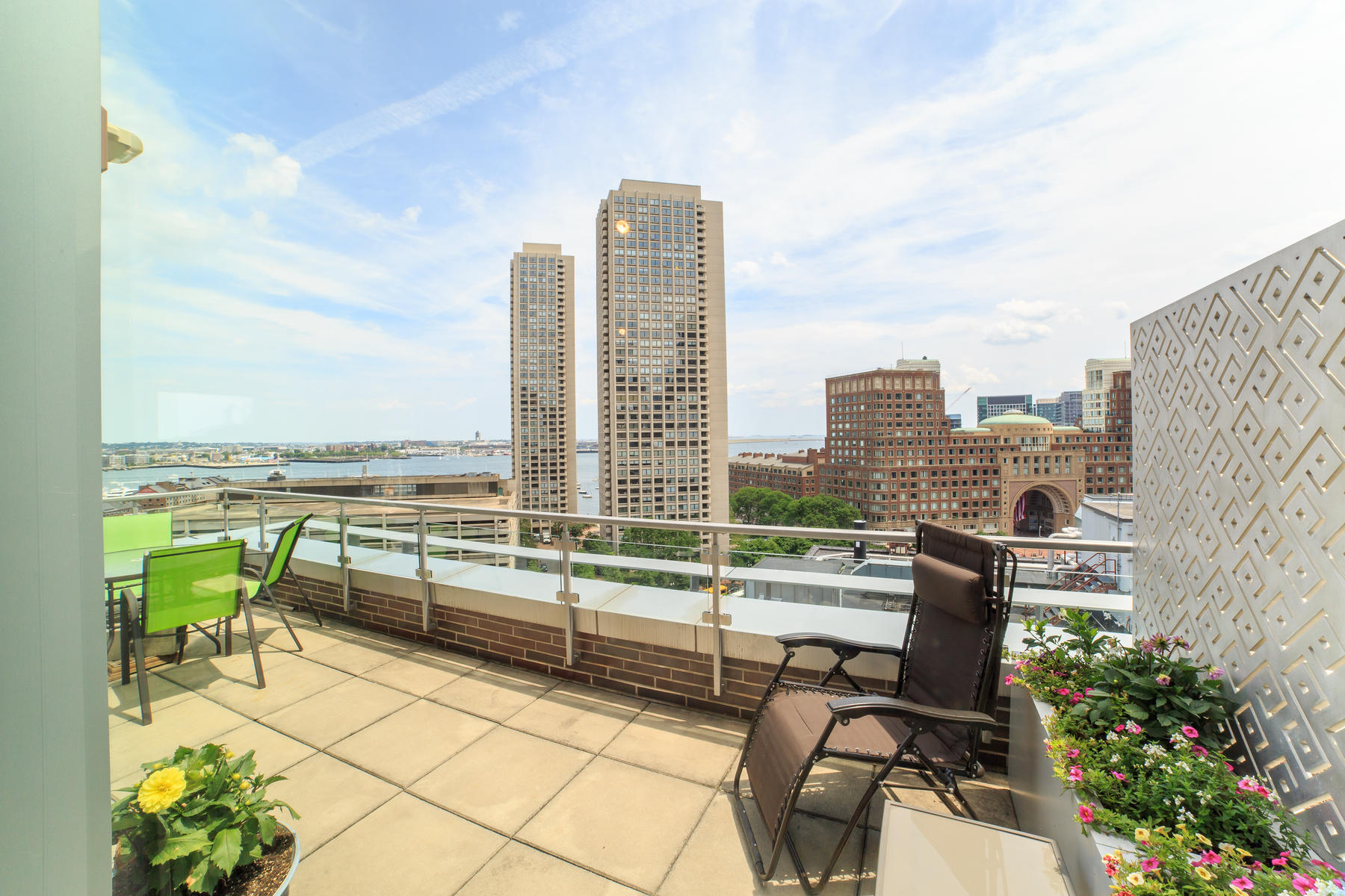 Condominium for Sale at One Of A Kind Penthouse 80 Broad Street Unit PH 1403 Waterfront, Boston, Massachusetts, 02110 United States
