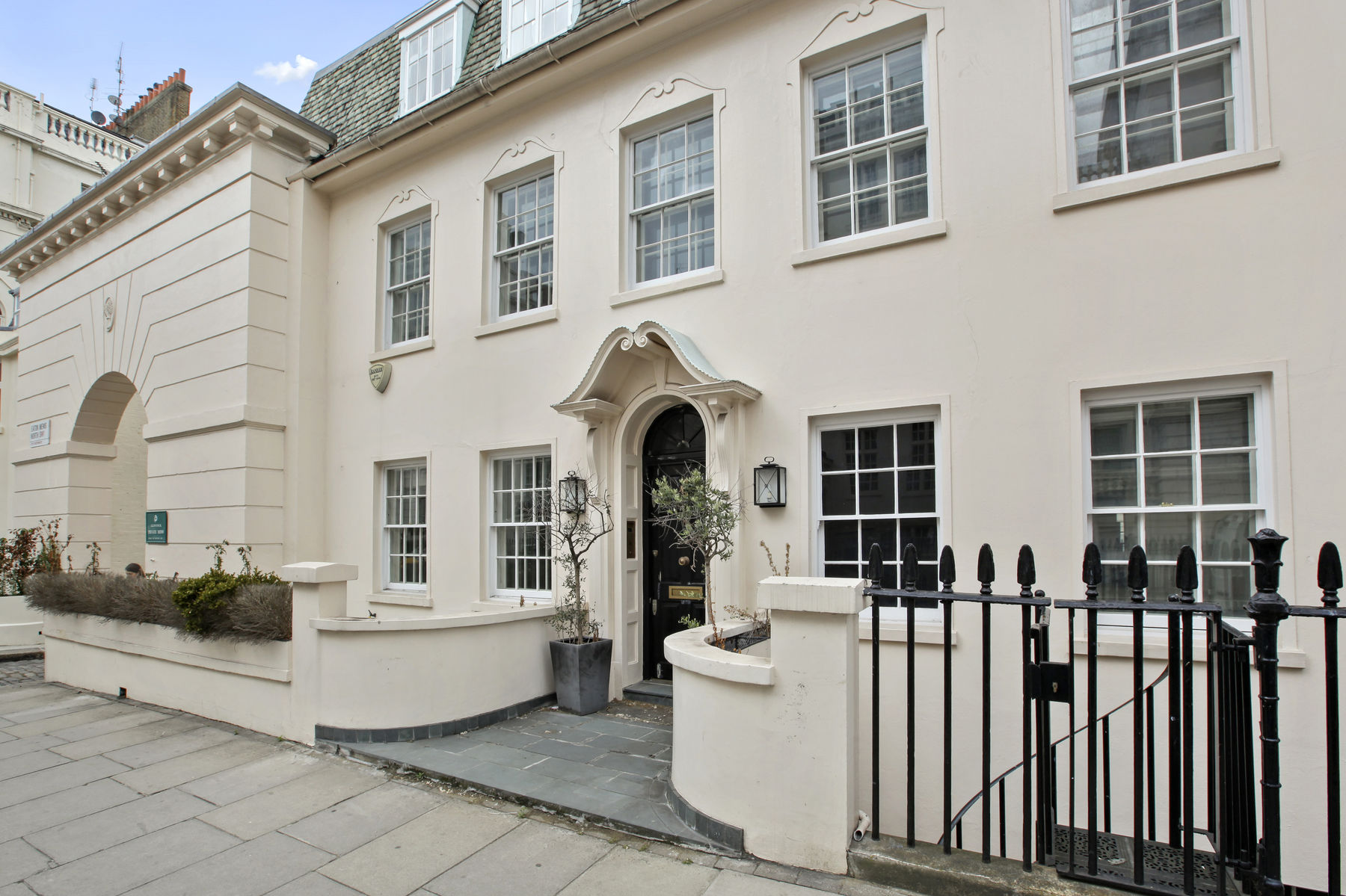 Single Family Home for Sale at Lyall Street London, England United Kingdom