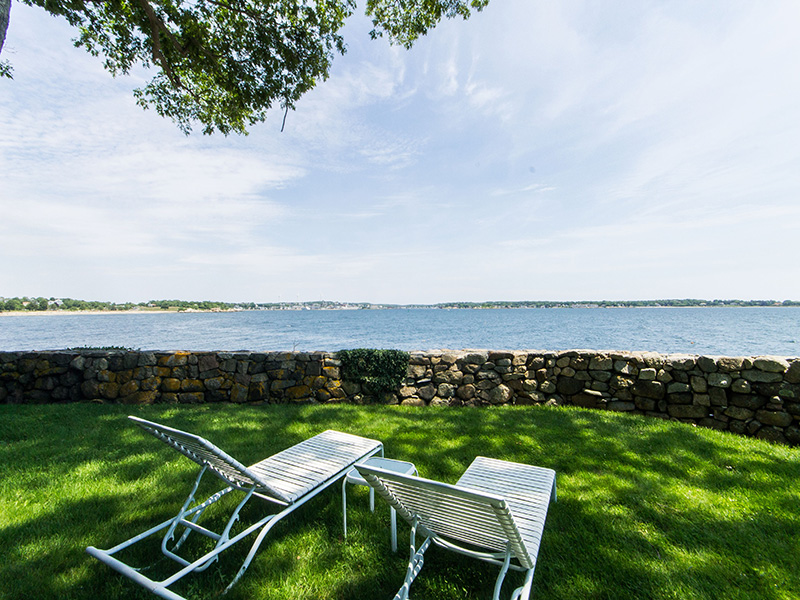 Property For Sale at Stately Oceanfront Home