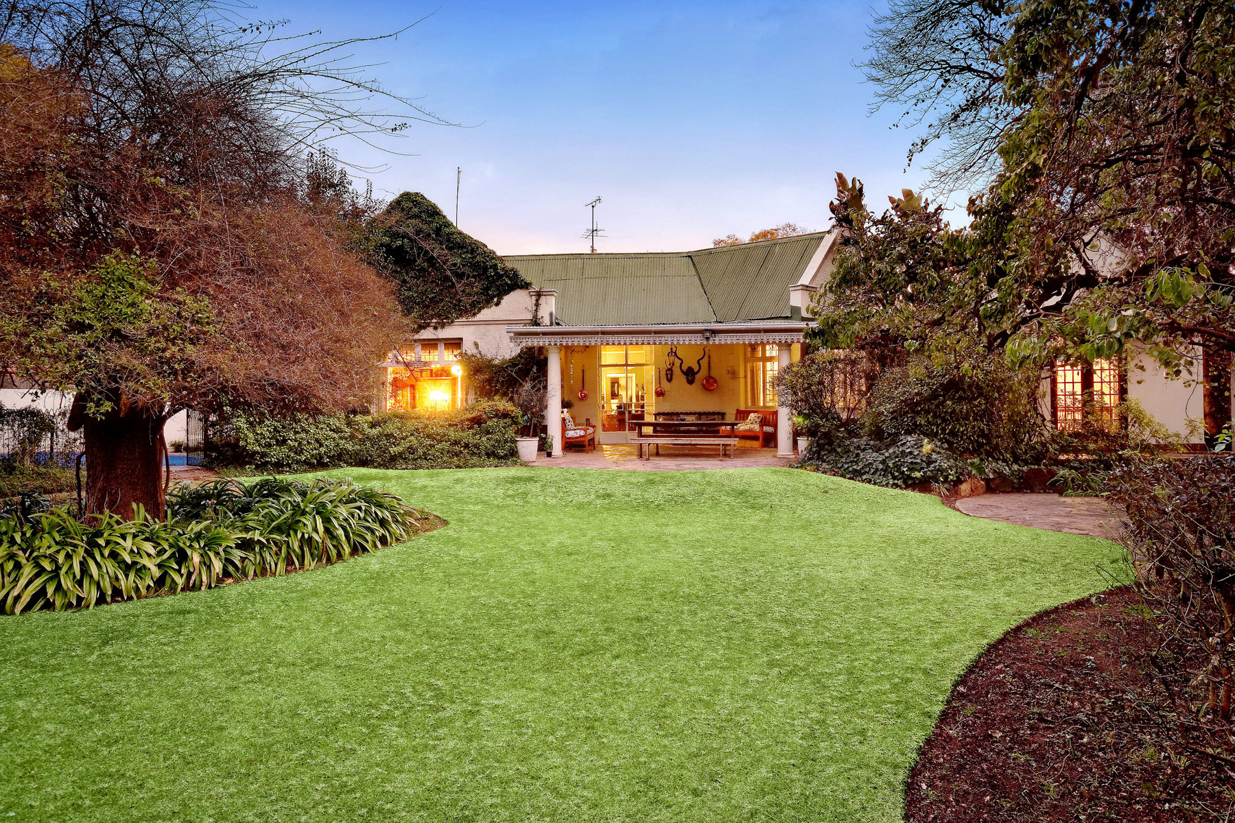 Farm / Ranch / Plantation for Sale at Historical Acclaimed Farmhouse Johannesburg, Gauteng, 2192 South Africa