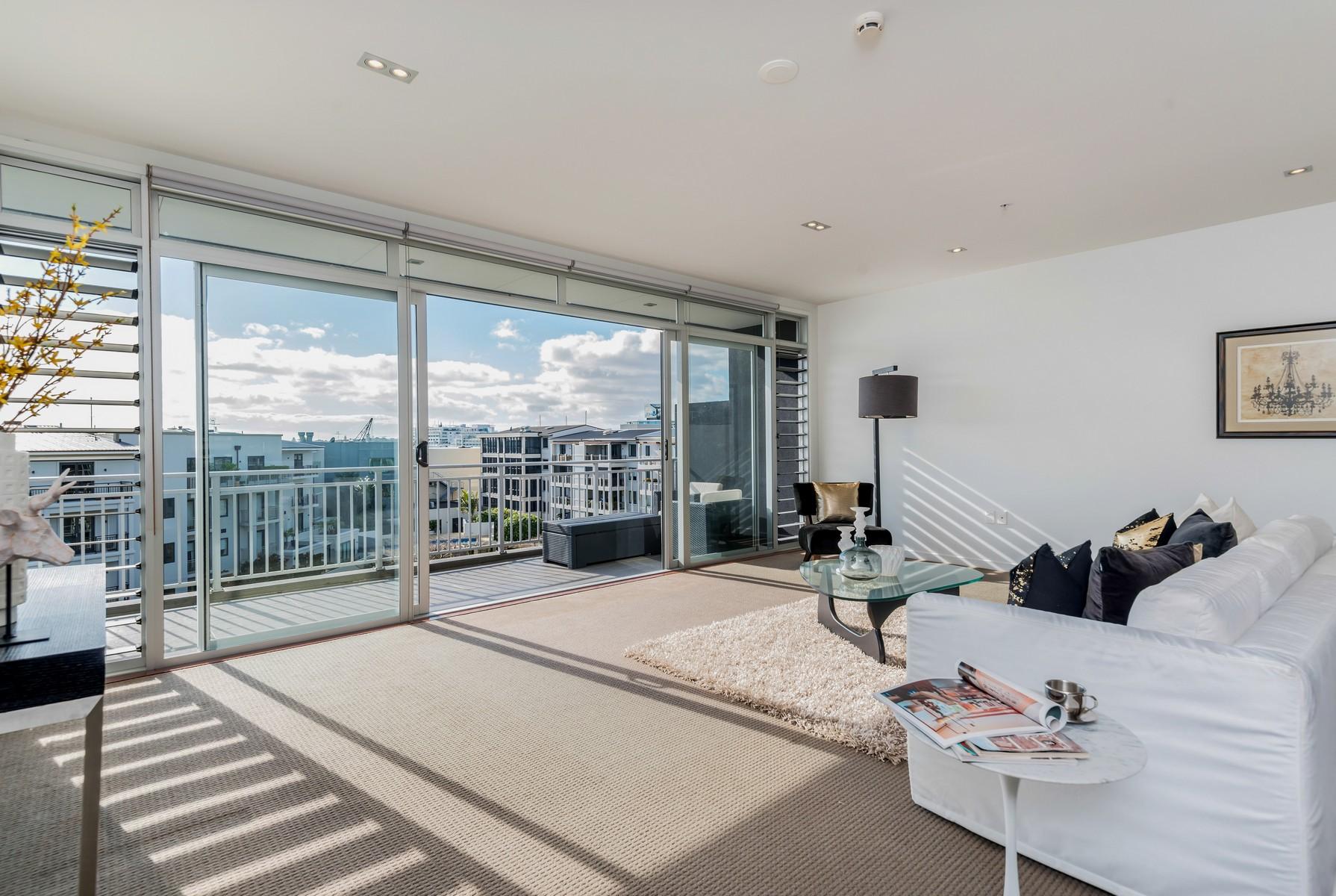 Wohnung für Verkauf beim Penthouse 4A/11 Pakenham Street Auckland, Auckland Neuseeland