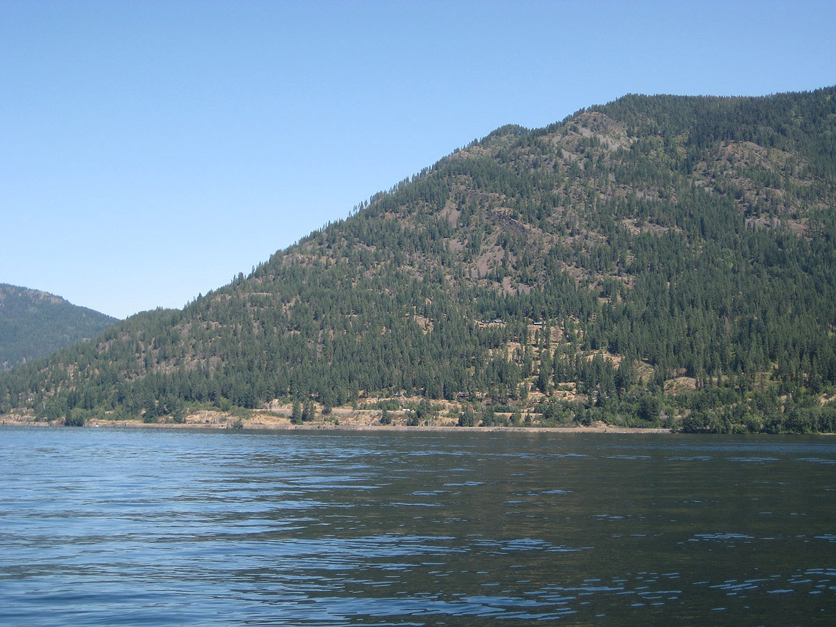 Land for Sale at Island Living on Lake Pend Oreille Lots 2 & 3 Warren Island Hope, Idaho 83836 United States