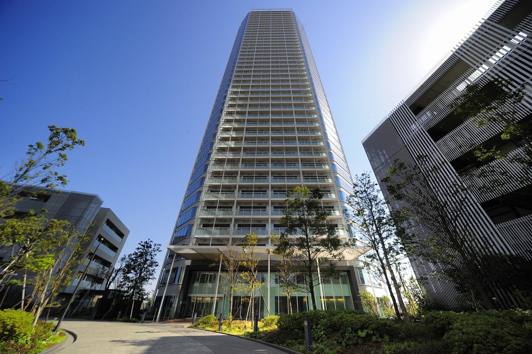 Căn hộ vì Bán tại FUTAKOTAMAGAWA RIse Tower & Residence Tower EAST Setagaya Ku, Tokyo Nhật Bản