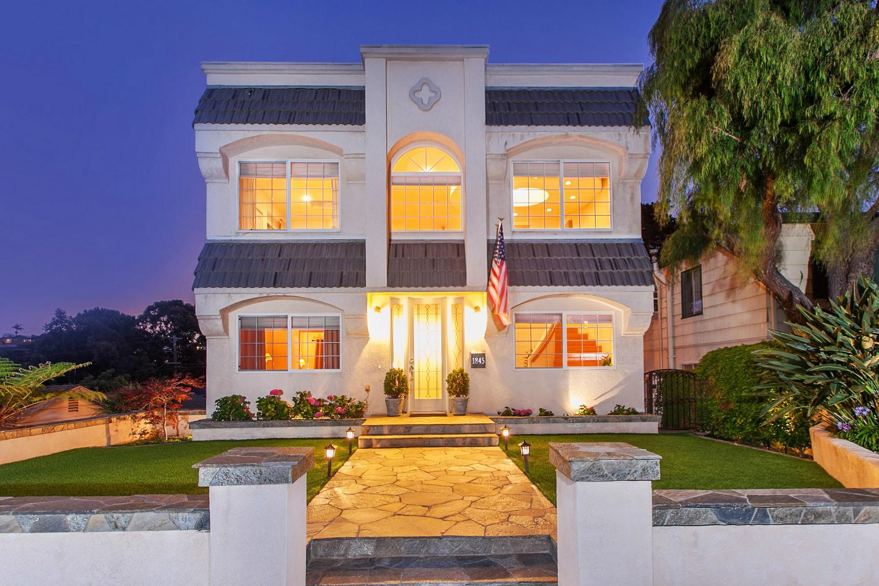 단독 가정 주택 용 매매 에 1845 Tustin Street San Diego, 캘리포니아 92106 미국