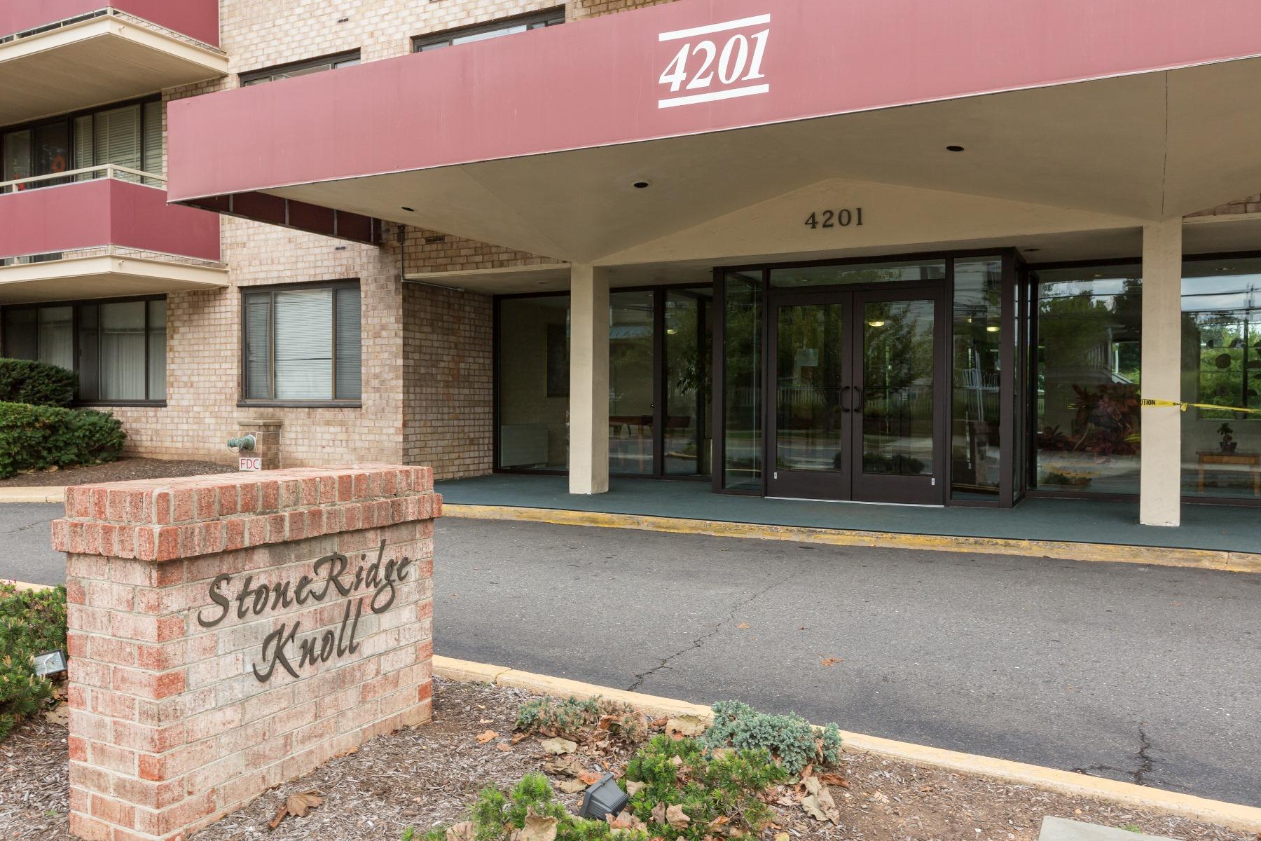 Condominium for Sale at 4201 Lee 809, Arlington 4201 Lee Hwy 809 Arlington, Virginia 22207 United States