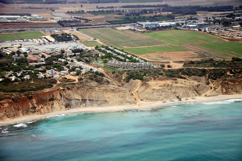 Additional photo for property listing at Ultimate Privacy of Ocean-View Hi-Tech Apartment in Arsuf Arsuf, Israel Israel
