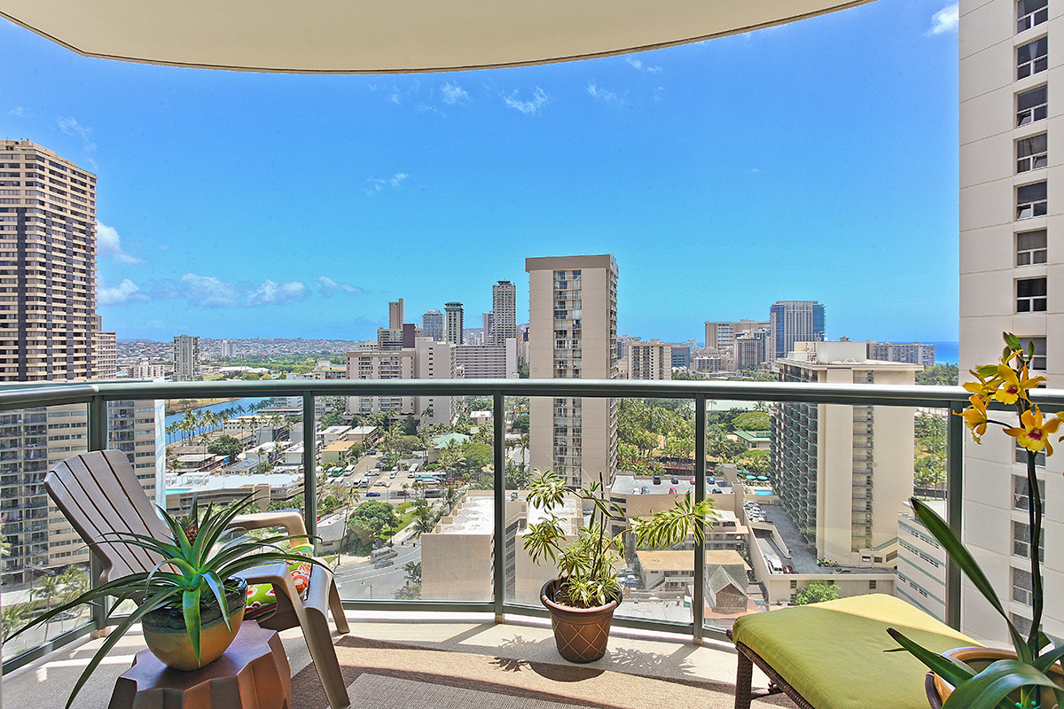 Condominium for Sale at Luxury Condo Living 1837 Kalakaua Avenue #2001 Waikiki, Honolulu, Hawaii 96815 United States