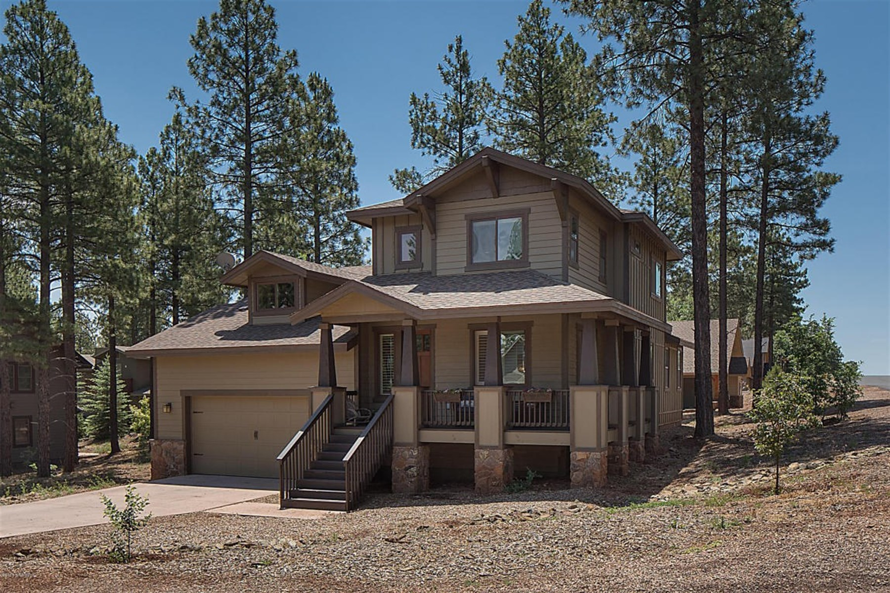 sales property at Resort style living in Flagstaff Ranch gated golf community