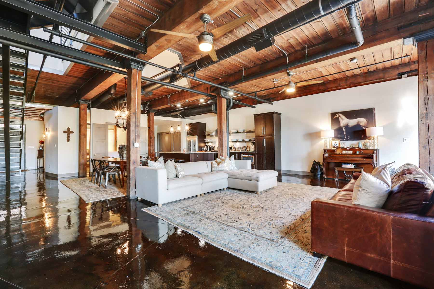 sales property at Gorgeous Authentic Loft in Castleberry Hill