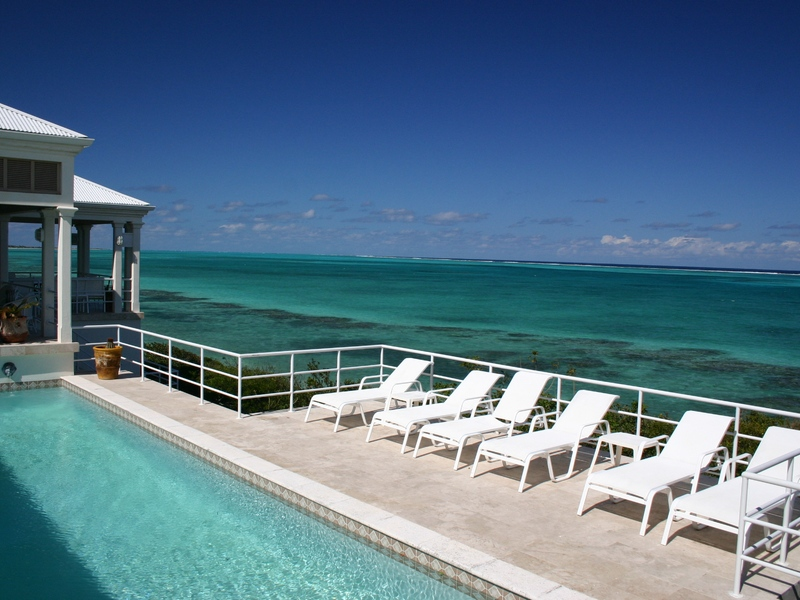 Single Family Home for Sale at Villa Sounion Oceanfront Blue Mountain, Providenciales TCI Turks And Caicos Islands