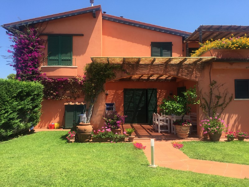 Single Family Home for Sale at Luxury apartament overlooking the sea Località Zuccale Capoliveri, 57031 Italy