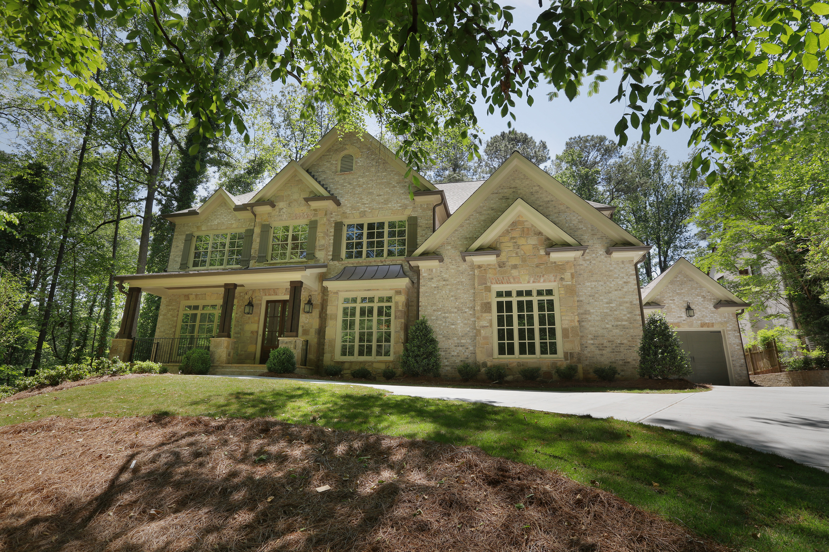 sales property at New Custom Home to be Built on 3.98 Acres