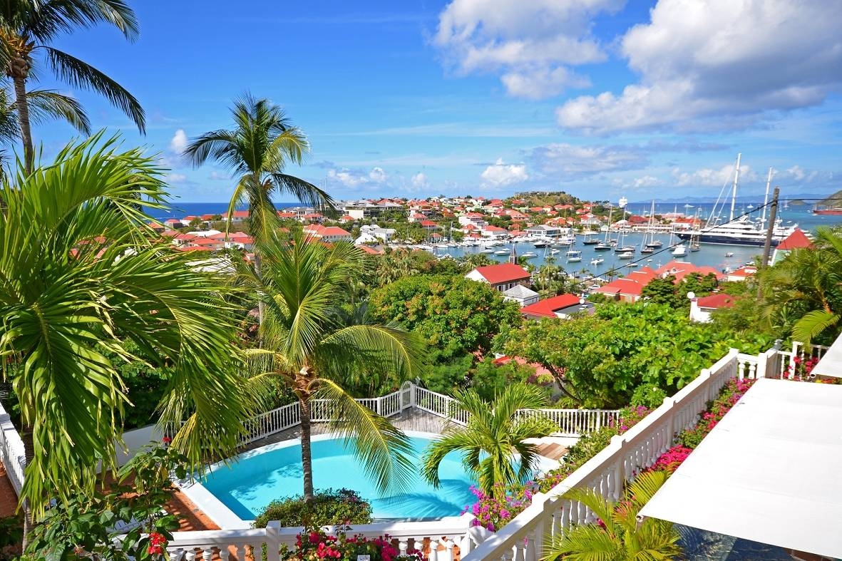 Single Family Home for Sale at Colony Club A3 Gustavia Gustavia, Cities In St. Barthelemy, 97133 St. Barthelemy