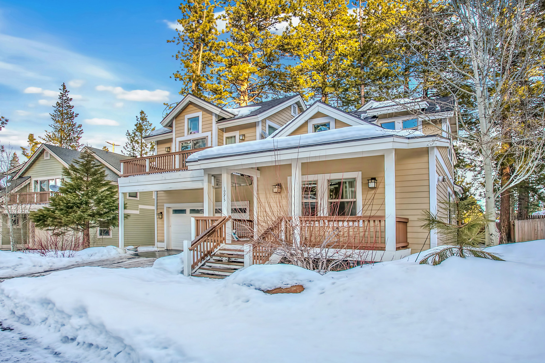 Single Family Home for Active at 10075 Winter Creek Loop Truckee, California 96161 United States