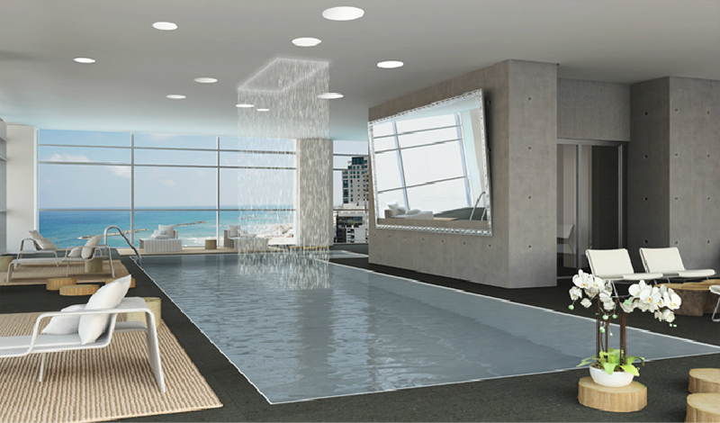 Additional photo for property listing at Luxurious Living By The Sea  Tel Aviv, Israel 6801805 Israël