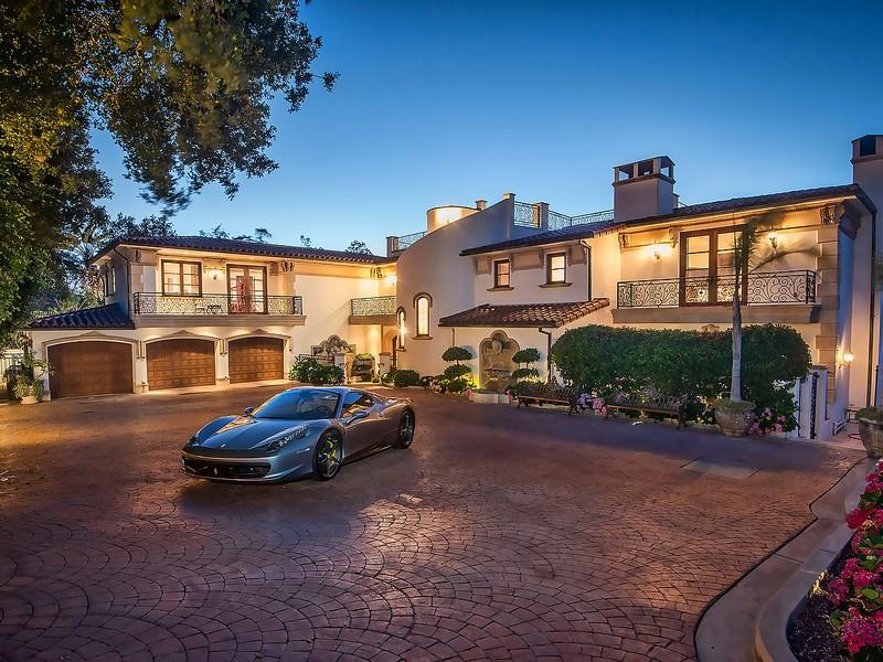 一戸建て のために 売買 アット 13319 Mulholland Dr Beverly Hills, カリフォルニア 90210 アメリカ合衆国
