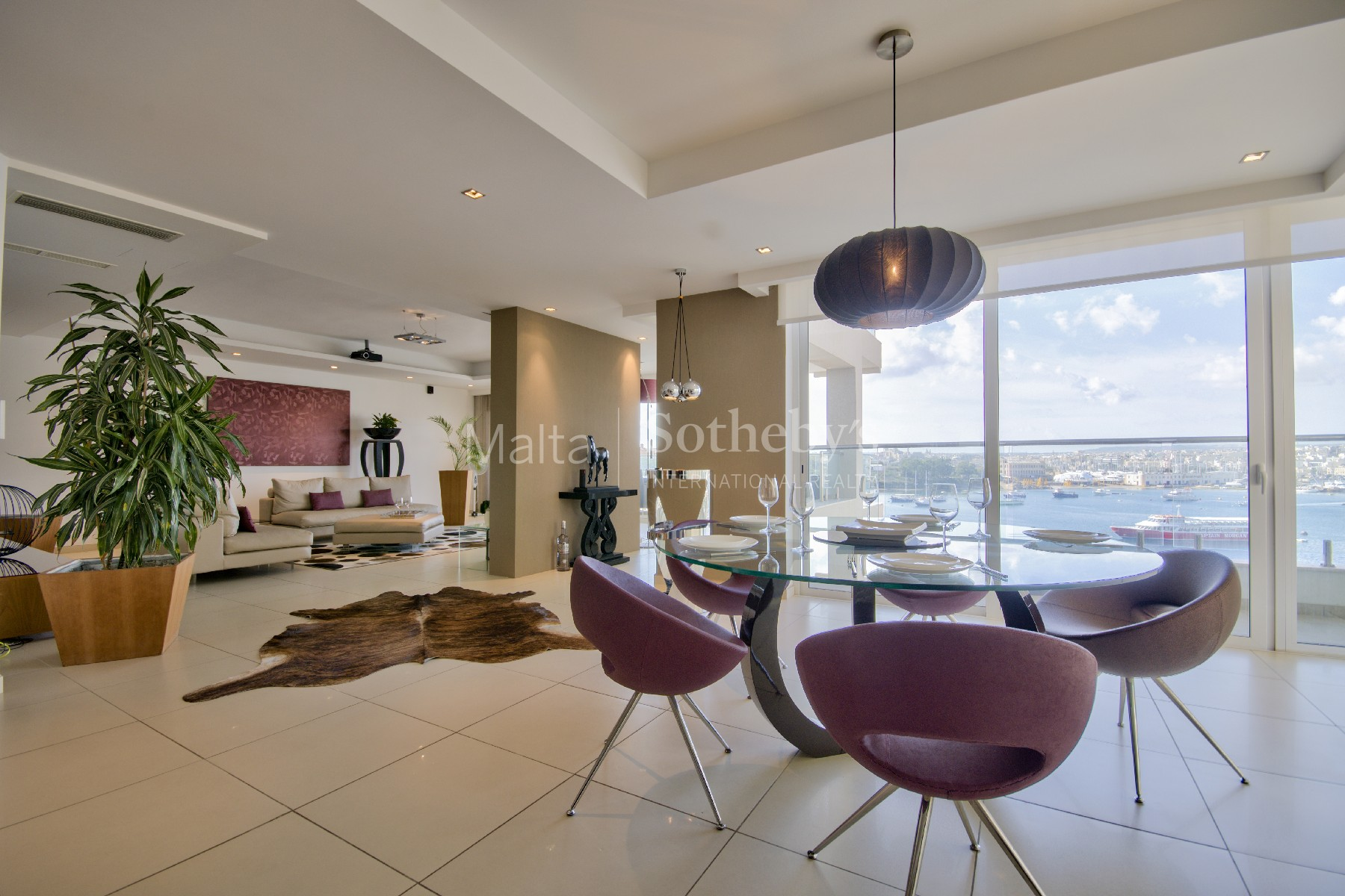 Property Of Corner Seafront Apartment