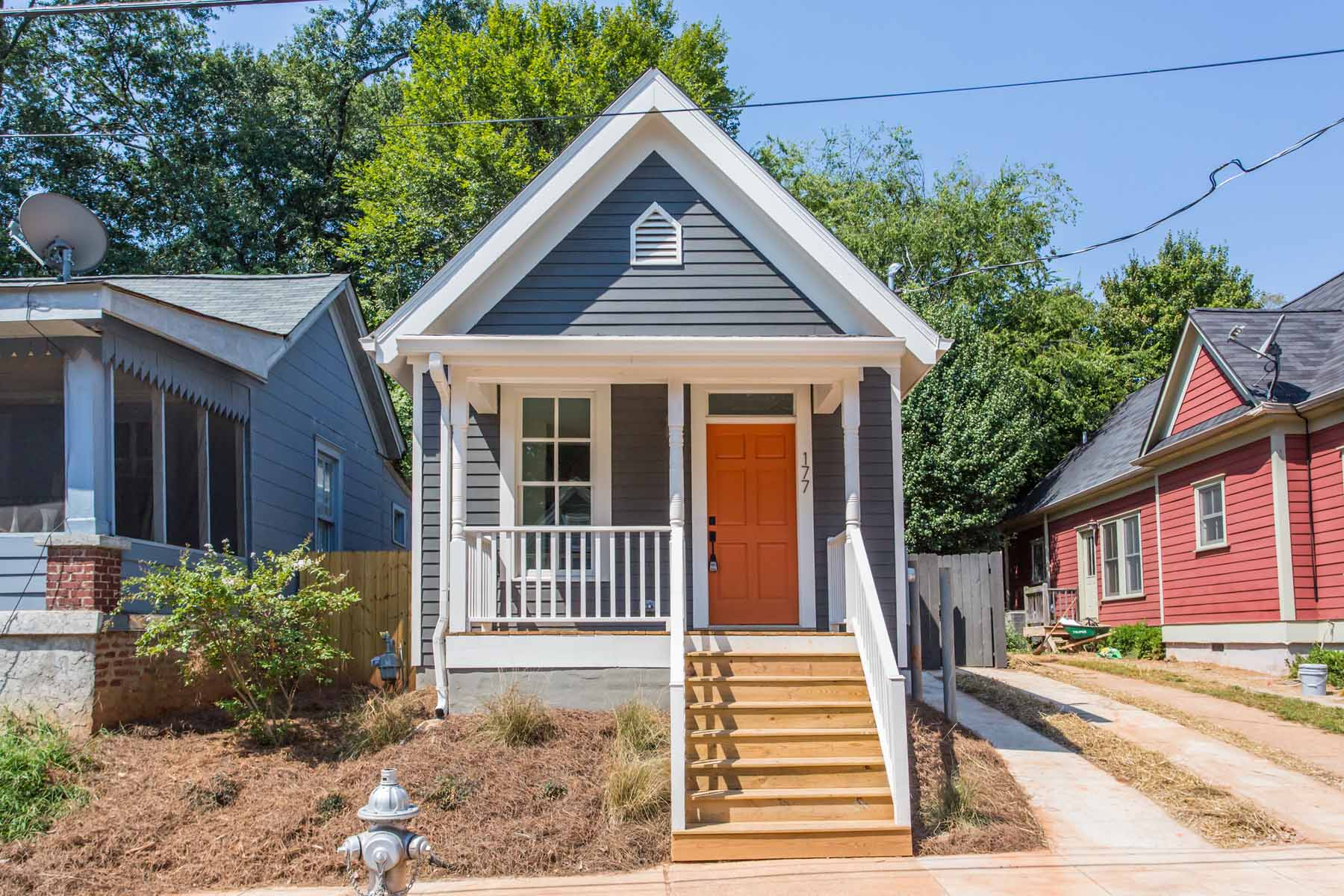 Einfamilienhaus für Verkauf beim Re-defining Cabbagetown Cool 177 Berean Avenue SE Cabbagetown, Atlanta, Georgia, 30316 Vereinigte Staaten
