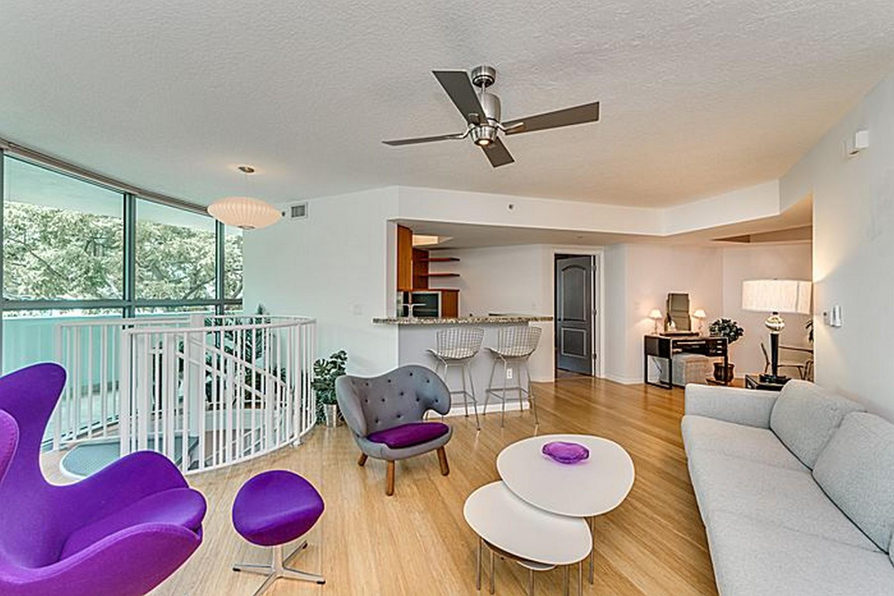 Appartement en copropriété pour l Vente à 110 Washington Ave #2217 110 Washington Avenue unit 2217 Miami Beach, Florida 33139 États-Unis