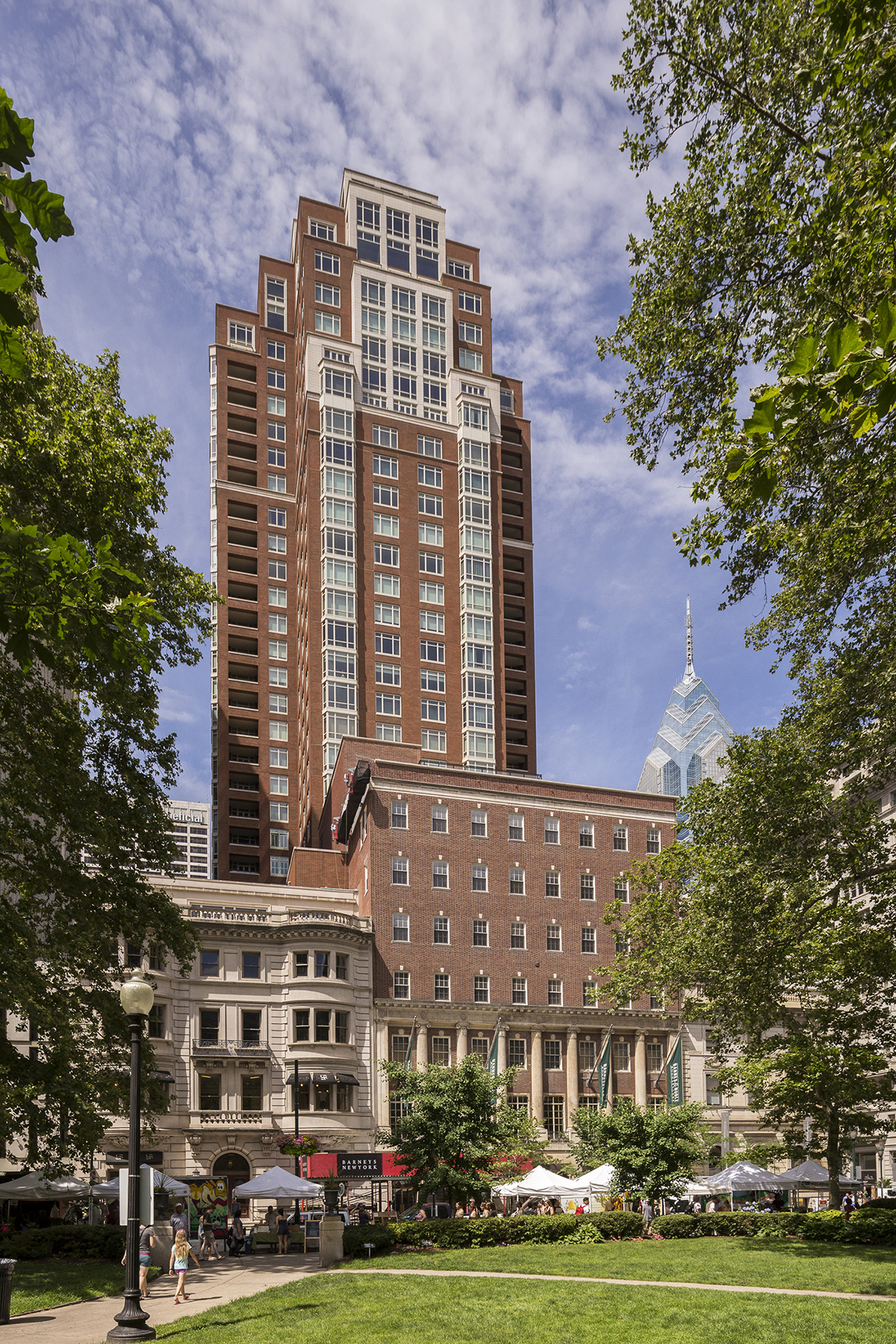 rentals property at 10 Rittenhouse Square