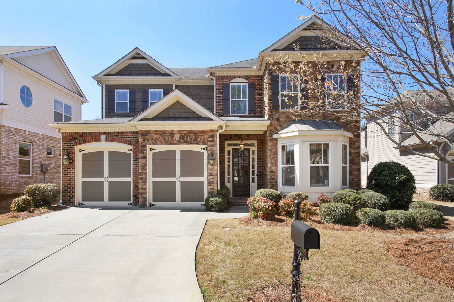 Casa Unifamiliar por un Venta en Stunning Home in Crooked Creek! 3259 Kentworth Lane Alpharetta, Georgia, 30004 Estados Unidos