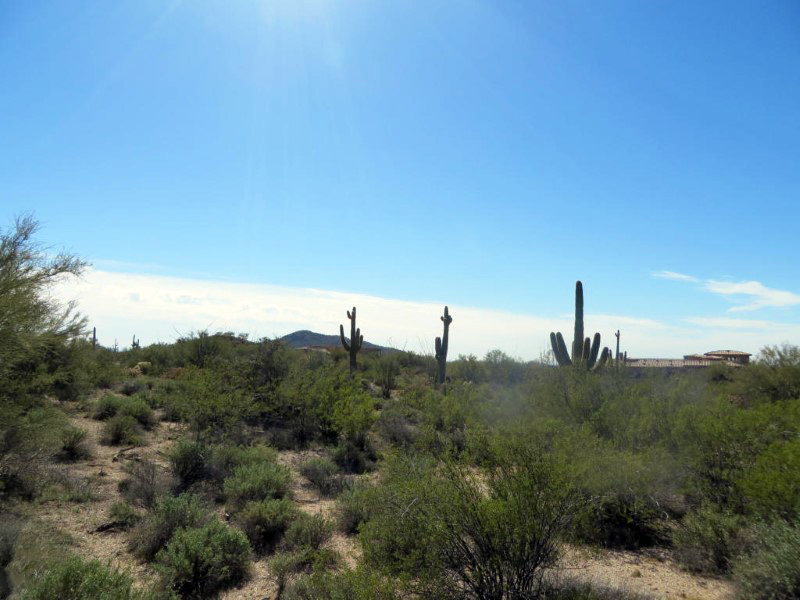 Terreno para Venda às Private 2.5 Acre Estate-Sized Lot in Guard-Gated Whisper Rock Estates 8704 E Old Field Rd #92 Scottsdale, Arizona, 85266 Estados Unidos
