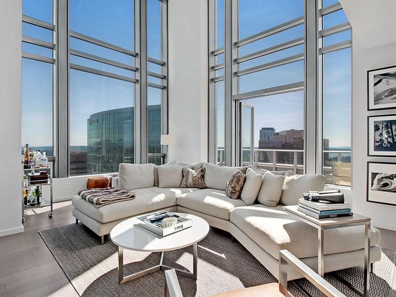 Condominium for Rent at Penthouse Cosmopolitan Luxury - The Bravern 688 110th AVE NE #S3103 Bellevue, Washington 98004 United States