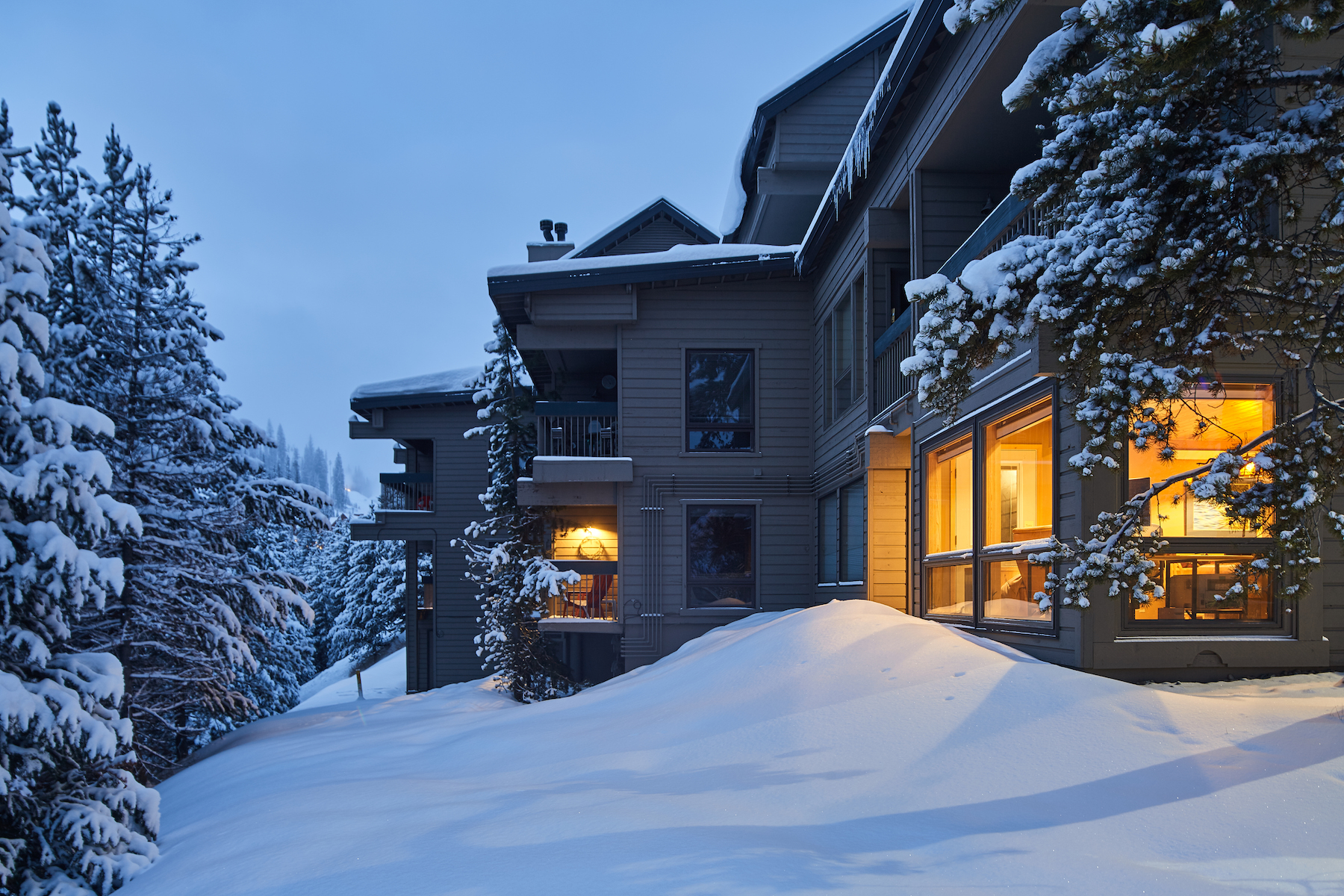 Property For Sale at Great Ski Getaway