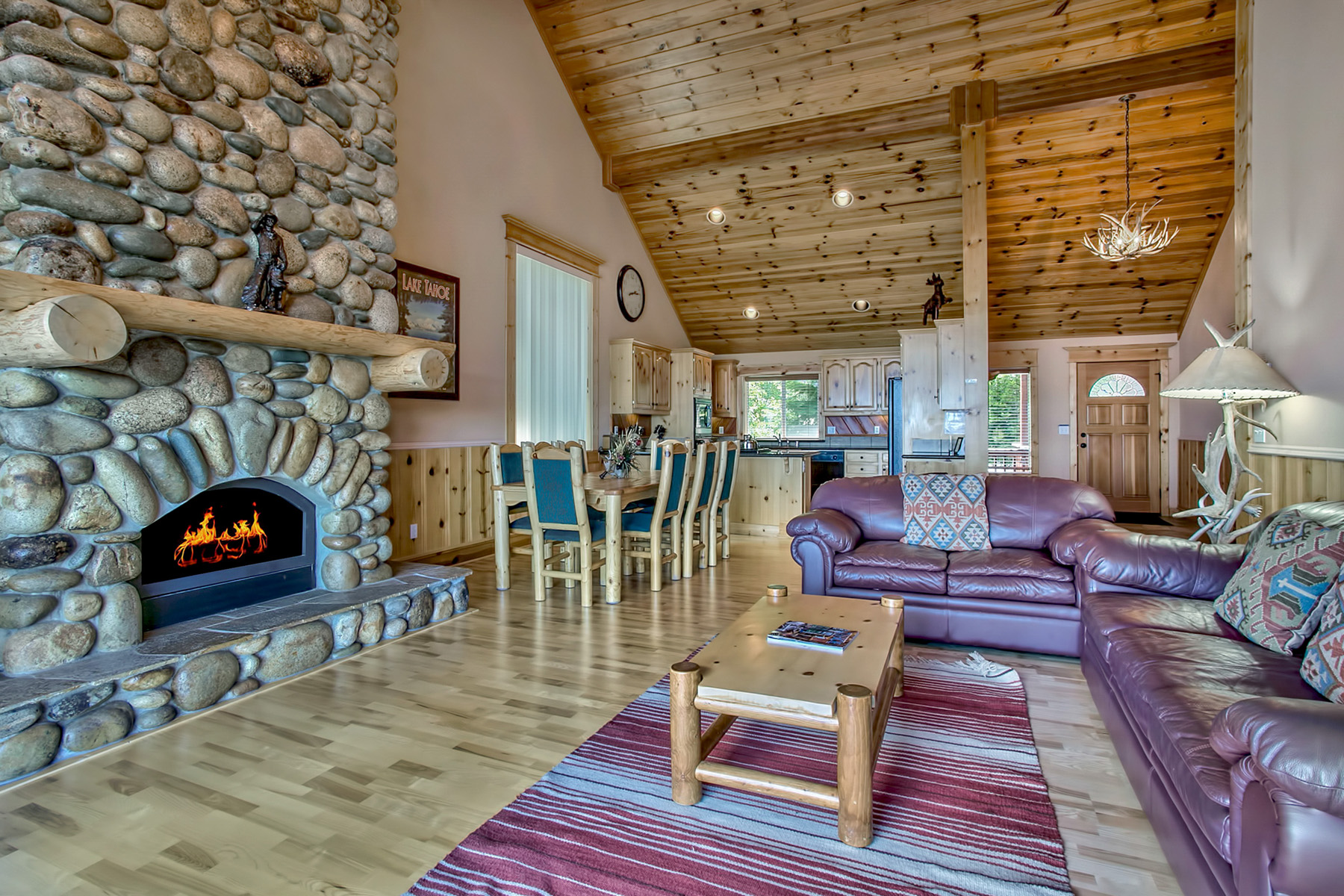 Additional photo for property listing at 1142 Clearview Court  Tahoe City, California 96145 United States