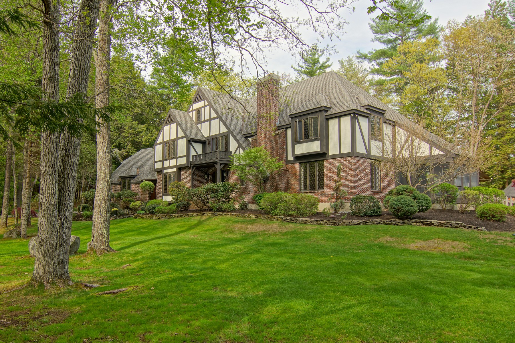 Single Family Home for Sale at Private Setting in a Desirable Exeter Neighborhood 14 Runawit Road Exeter, New Hampshire, 03833 United States