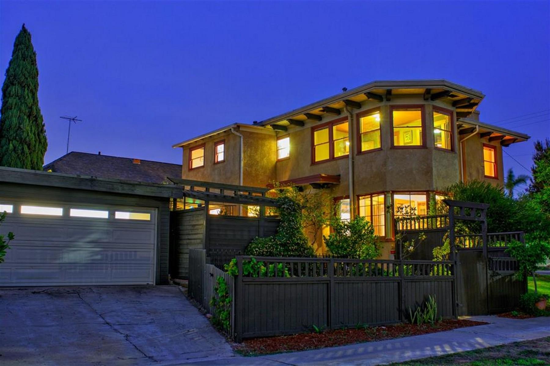 Vivienda unifamiliar por un Venta en 1604 Dale Street South Park, San Diego, California 92102 Estados Unidos